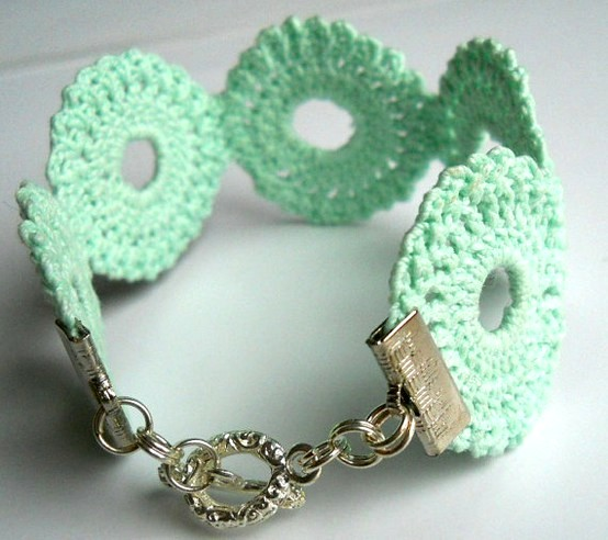 Crocheting Bracelets : Top Crochet Bracelet Designs and Patterns - Life Chilli