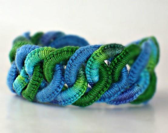 Crocheting Bracelets : crochet-bracelet
