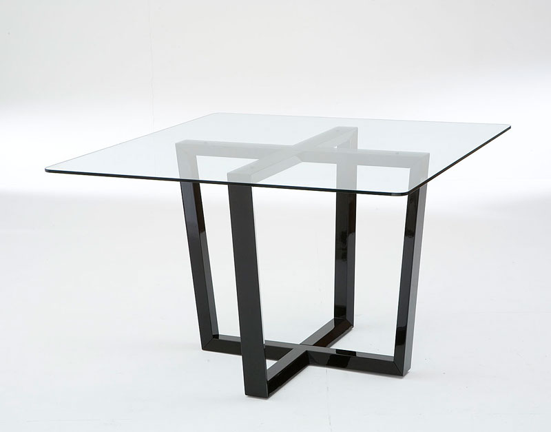 Creative Glass Top Dining Table Designs and Ideas Life  : Glass top dining table modern from www.lifechilli.com size 800 x 627 jpeg 29kB