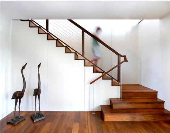 Designing Stairs : Creative Wooden Staircase Designs For Homes - Life Chilli