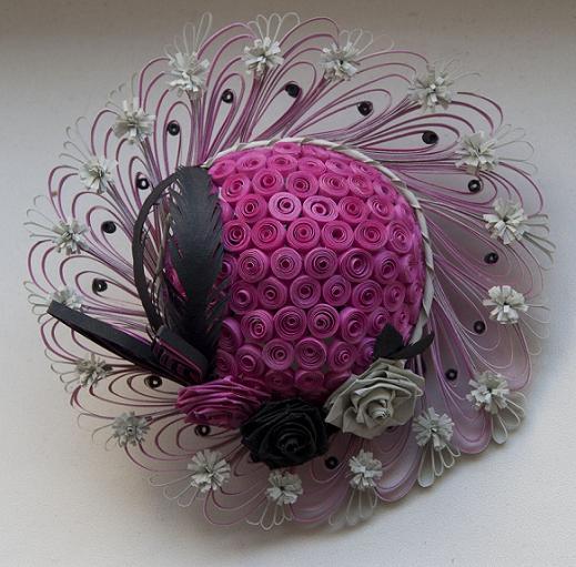quilled-hat