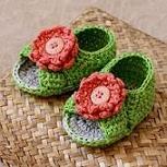 crochet-booties