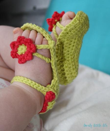 Crochet Baby Booties Tutorial : Crochet Baby Booties Patterns And Designs