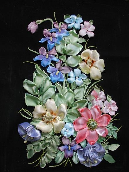 ribbon-flower-vase