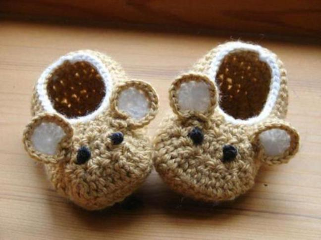 crochet-baby-boy-shoes