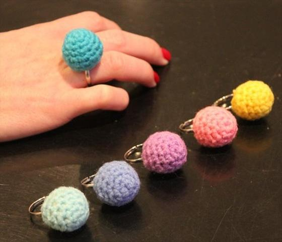 Crochet Ring Patterns And Ideas For Beginners - Life Chilli