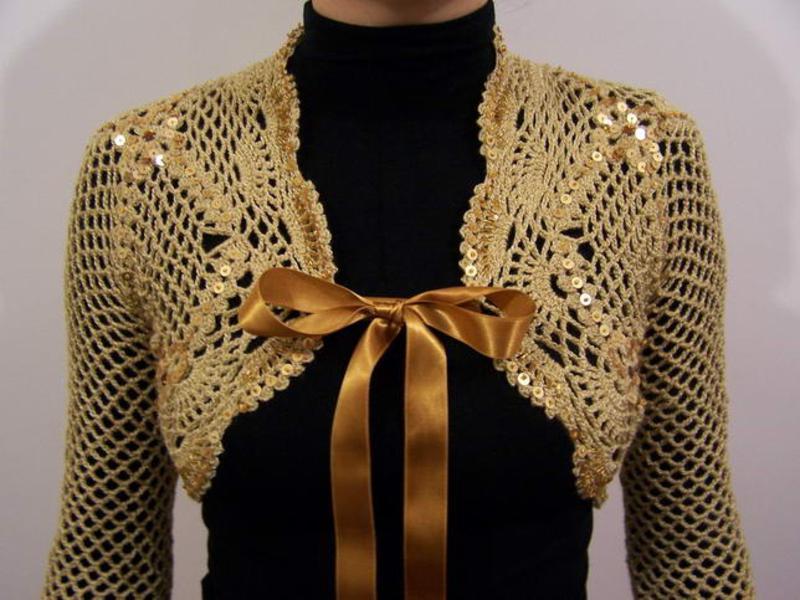 crochet-bolero-patterns