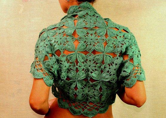 bolero-crochet-patterns